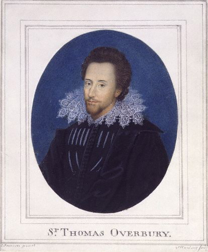 NPG 3090(1), Sir Thomas Overbury